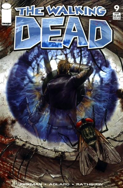 The Walking Dead # 9