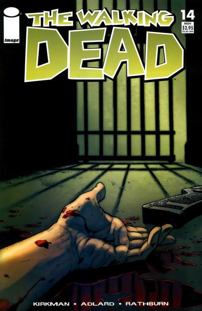 The Walking Dead # 14