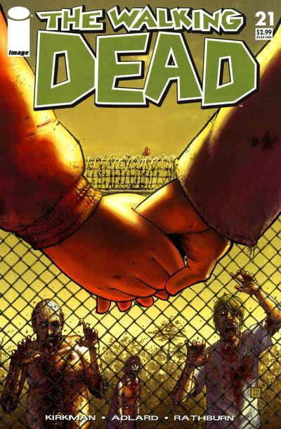 The Walking Dead # 21