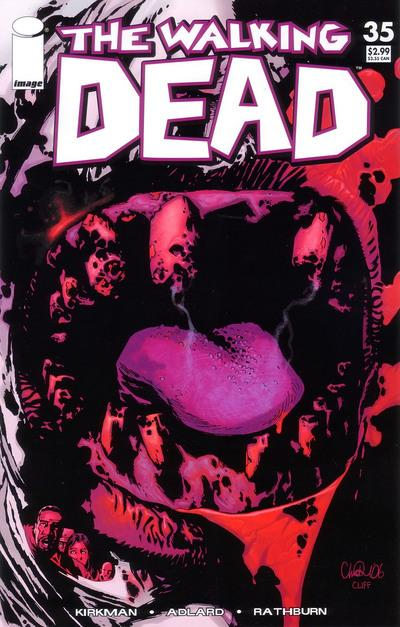 The Walking Dead # 35