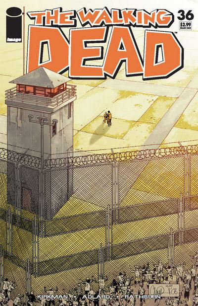 The Walking Dead # 36
