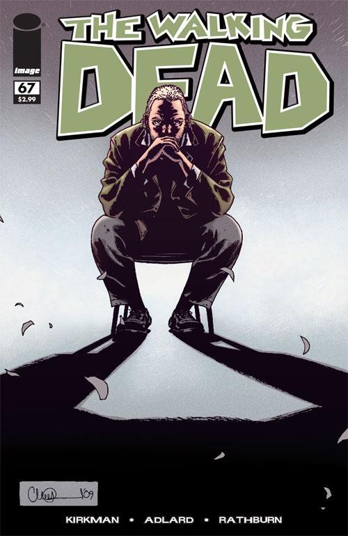 The Walking Dead # 67