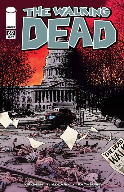 The Walking Dead # 69