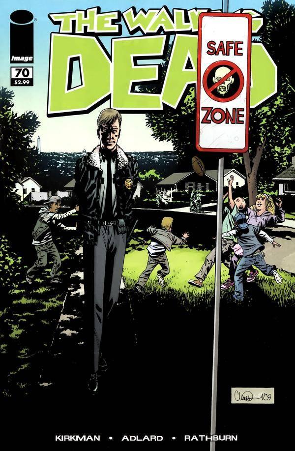 The Walking Dead # 70
