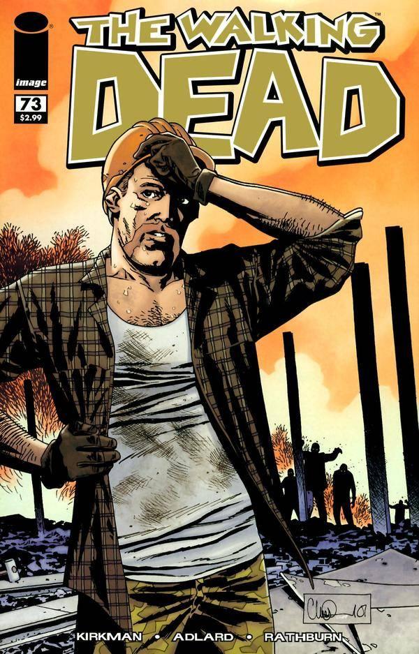 The Walking Dead # 73