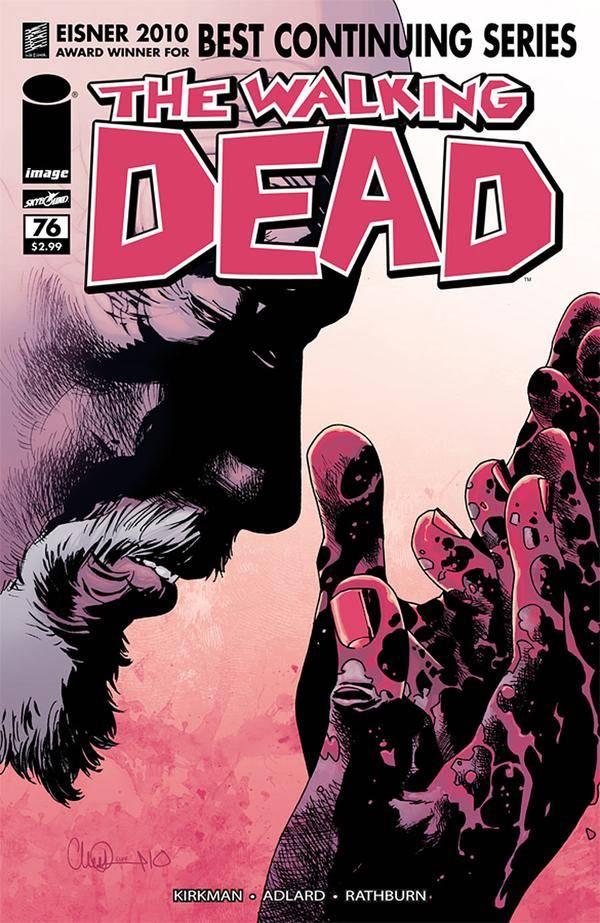 The Walking Dead # 76