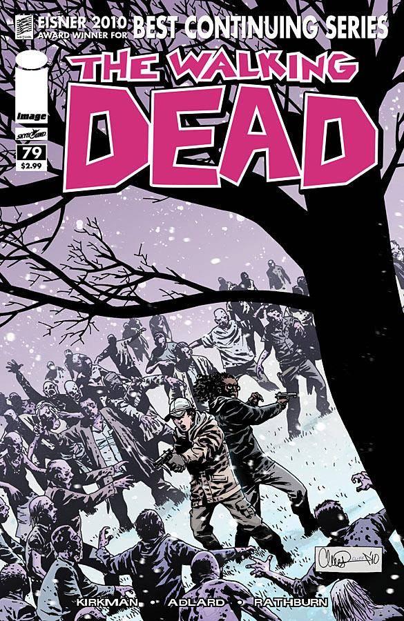 The Walking Dead # 79
