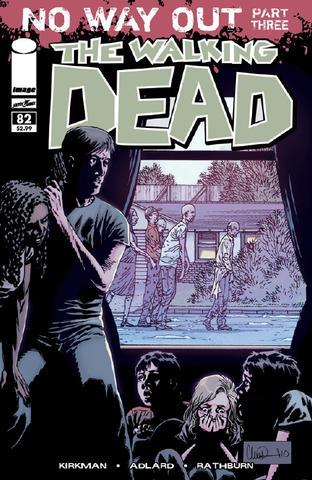 The Walking Dead # 82