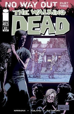 The Walking Dead # 82