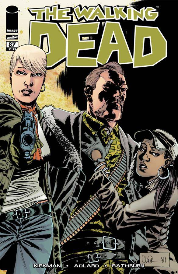 The Walking Dead # 87