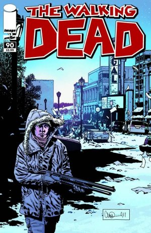 The Walking Dead # 90