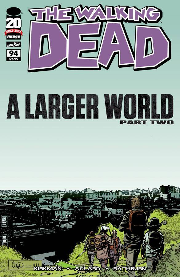 The Walking Dead # 94