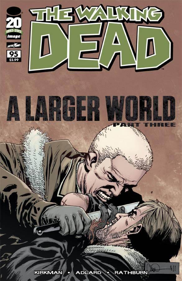 The Walking Dead # 95