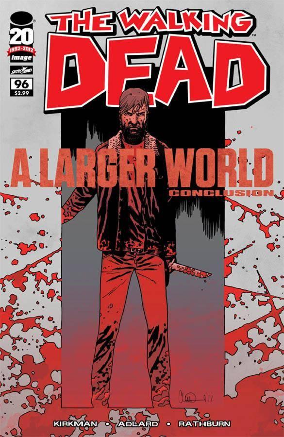 The Walking Dead # 96