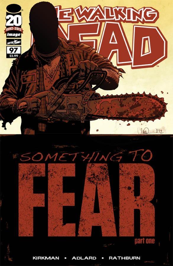 The Walking Dead # 97