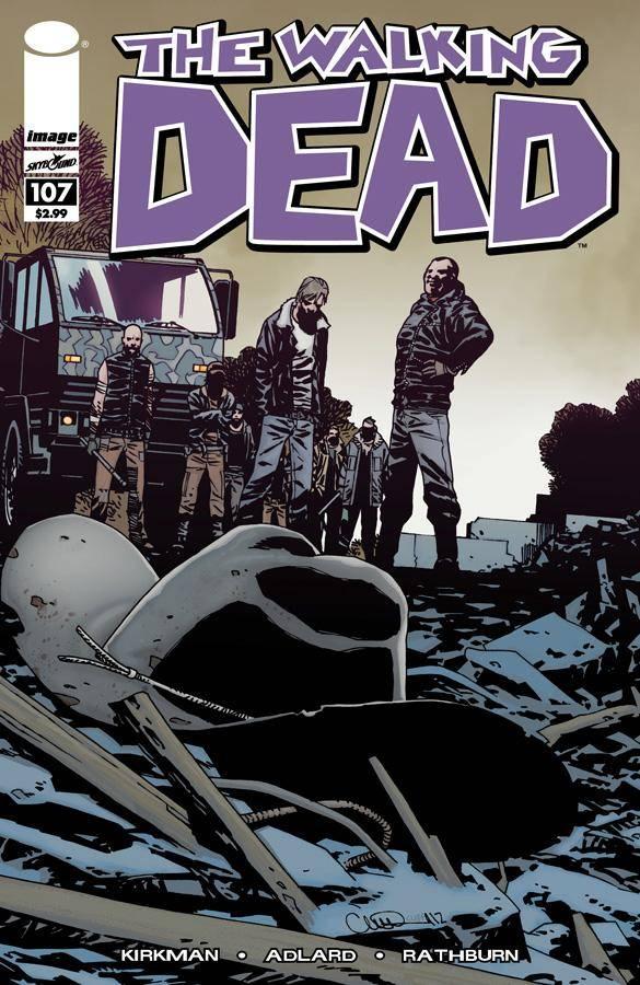 The Walking Dead # 107