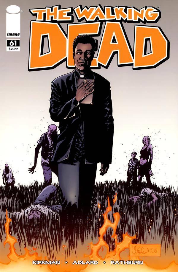 The Walking Dead # 61