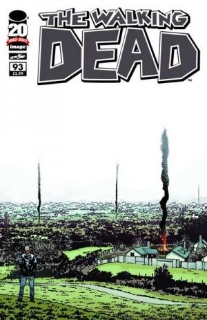 The Walking Dead # 93