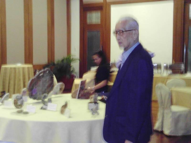 Mr. Bienvenido A. Tan Jr.