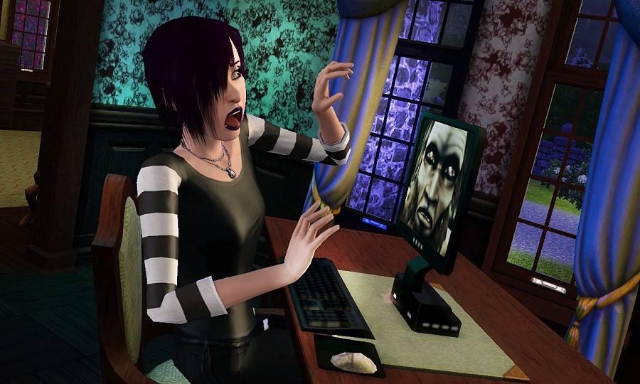 Scary Computer Prank