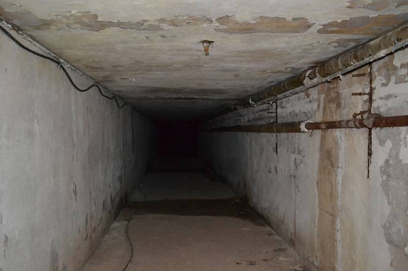 Group 2 Tunnels