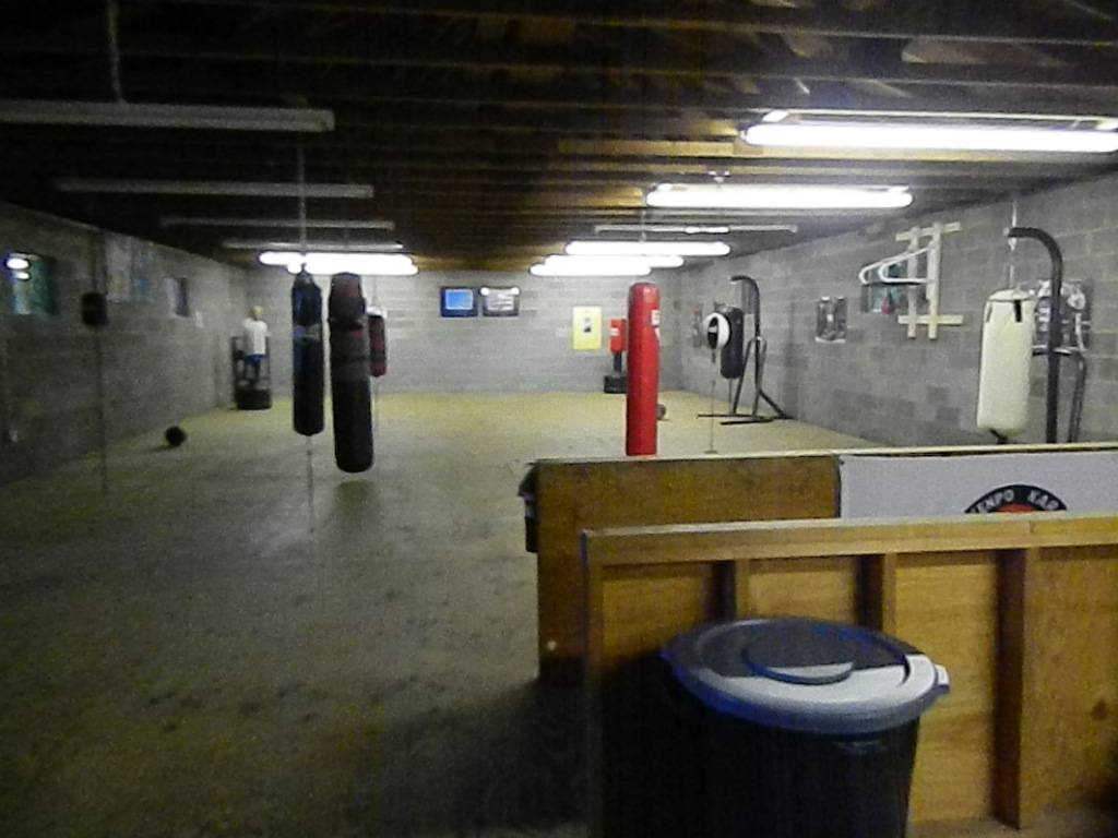 The Combat Warehouse Gym