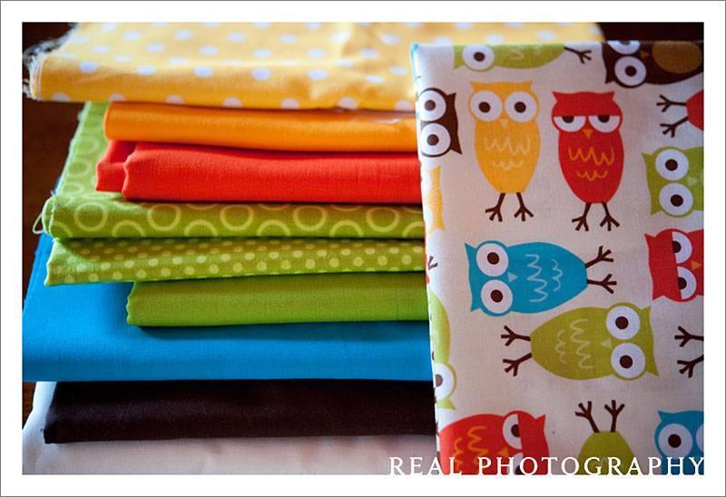 owls + kona + dots