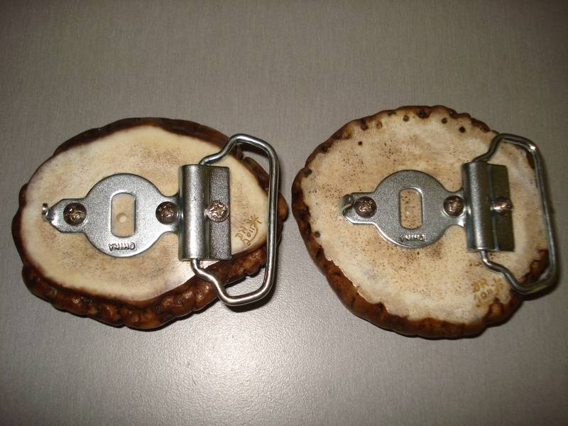 Belt Buckle Mountings