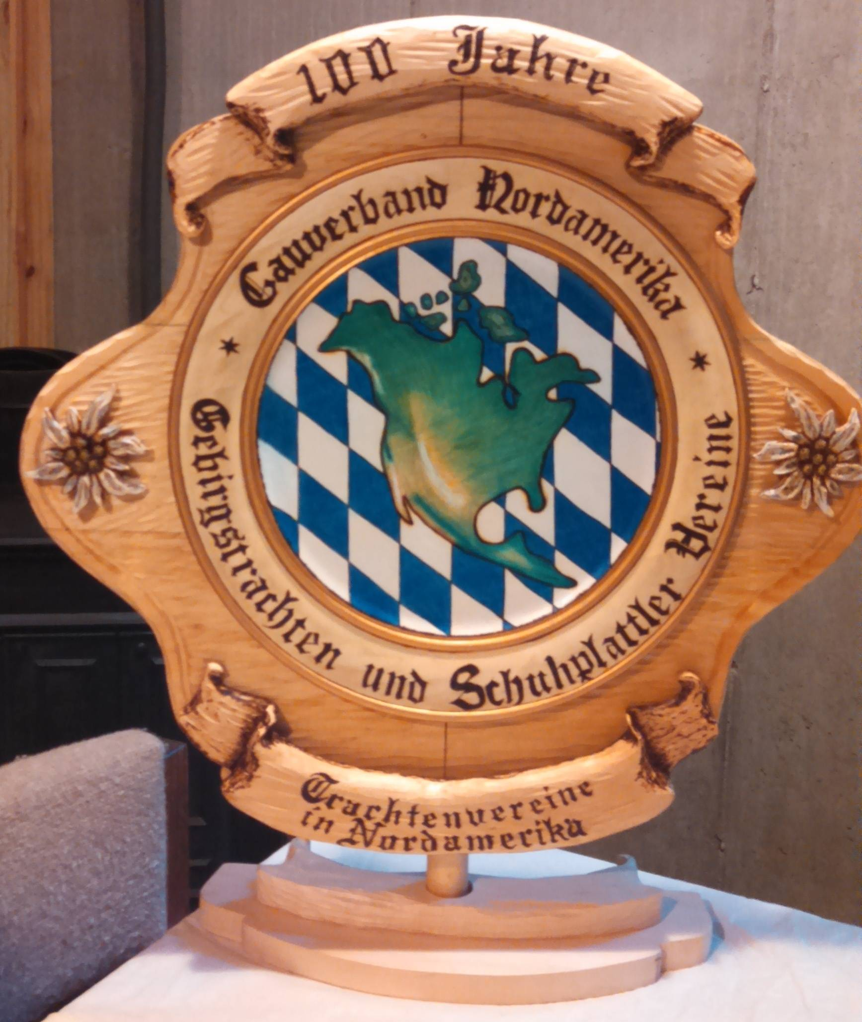 2014 Gau Tafel for Munich Oktoberfest