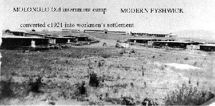 Molonglo Settlement c 1923