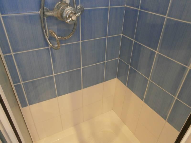 Shower reapir