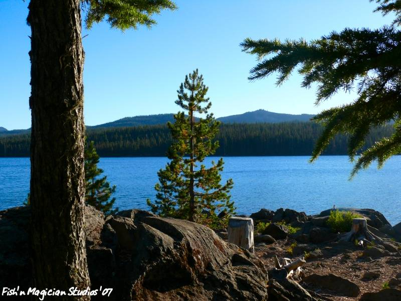 Olallie Lake