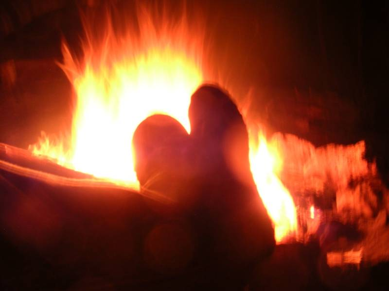 Monon Lake Camp Fire