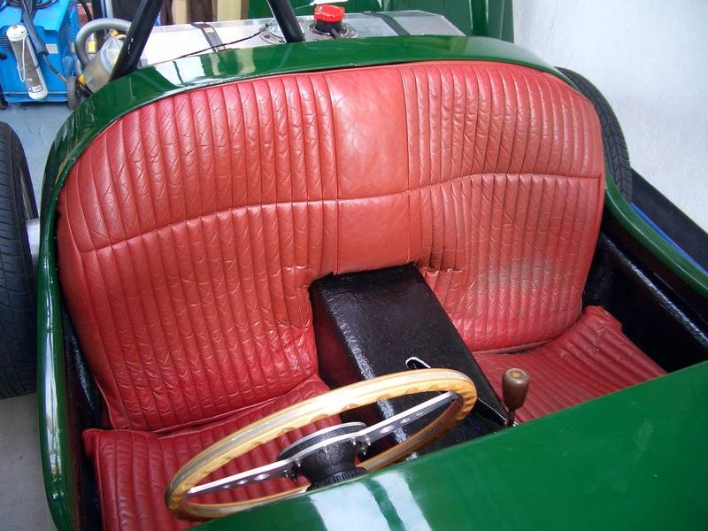 Seats - mock up