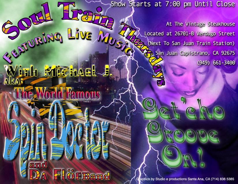 Soul Train Thursdays