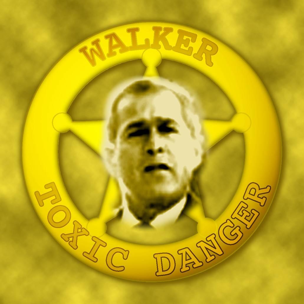 Walker Toxic Danger