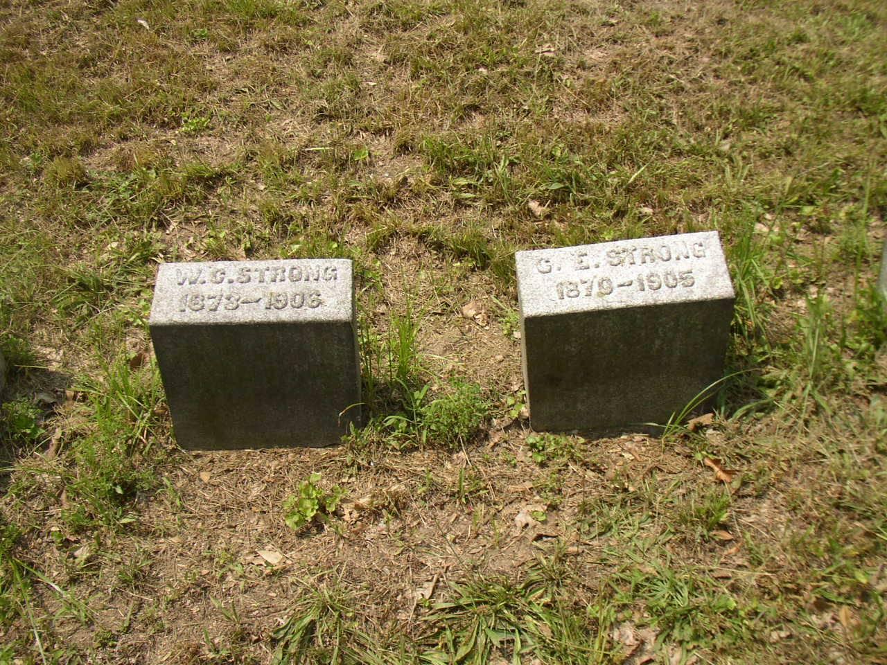 Granddad's Sons Graves 1st/2nd