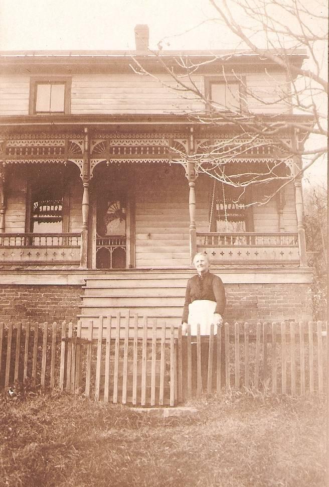 My great grandmother Martha (Megahan)Strong