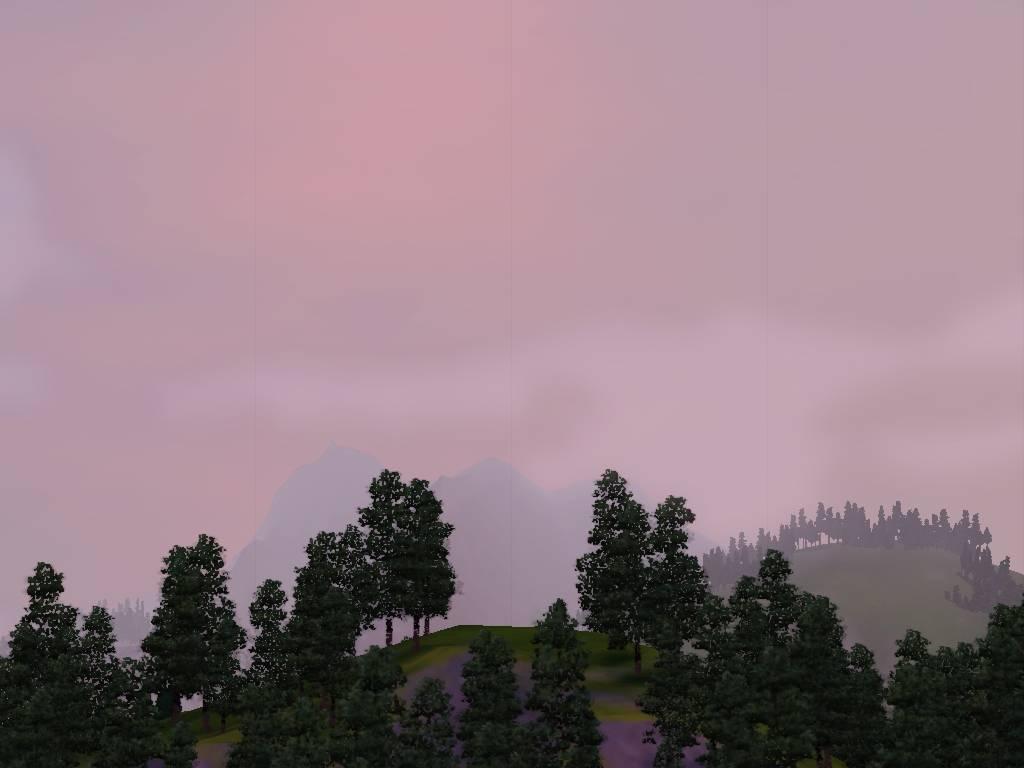 A#1: Foggy Dew Sunrise
