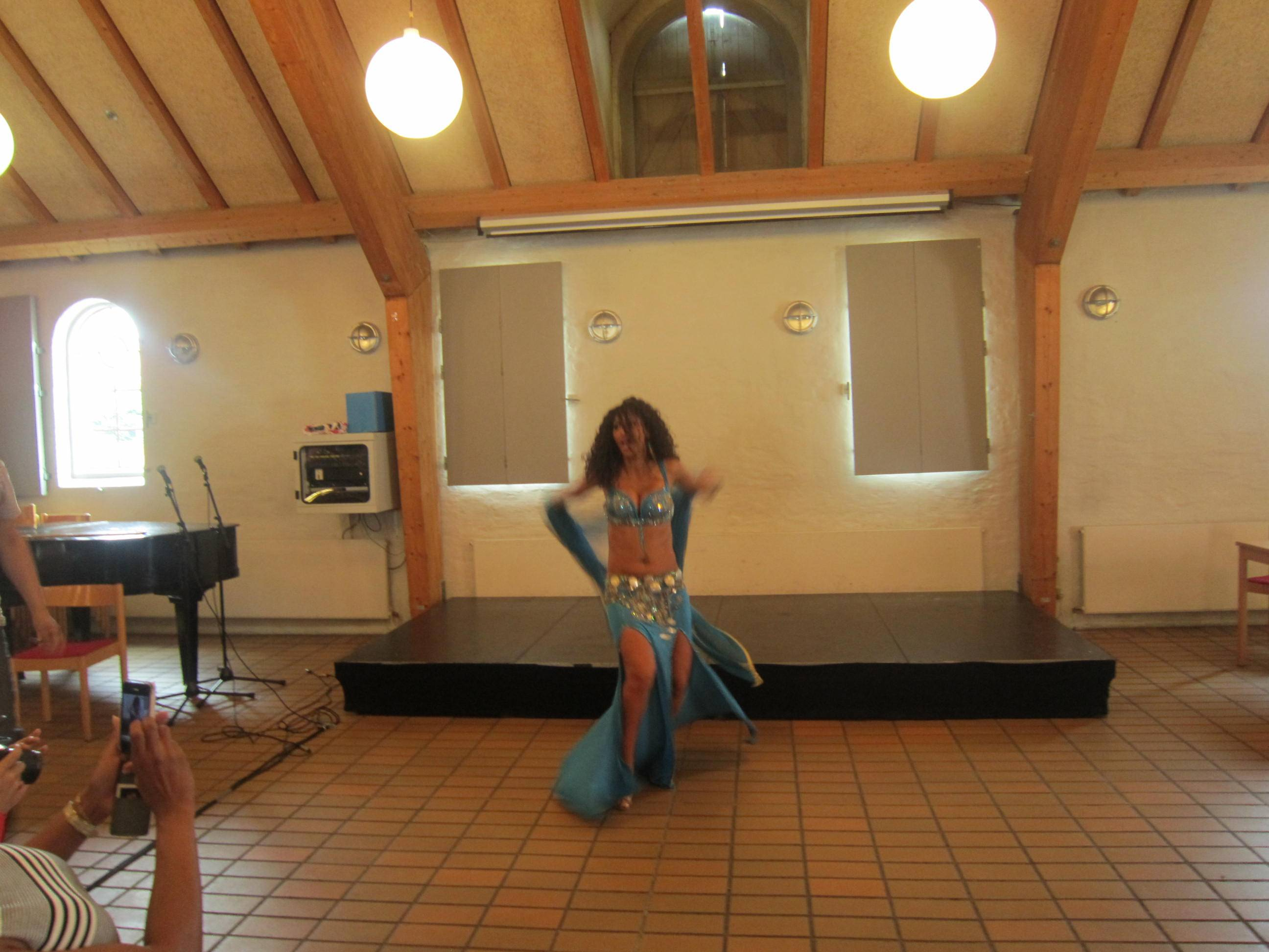 Belly Dance By Lela