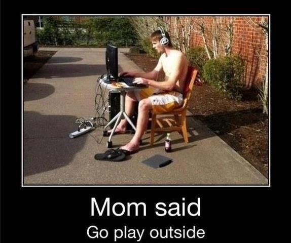Game Outside
