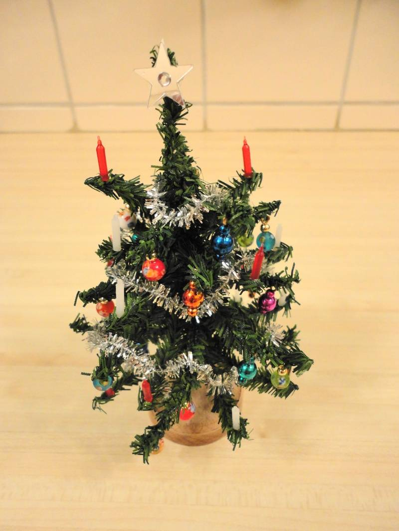First day...Ketterley's Christmas tree