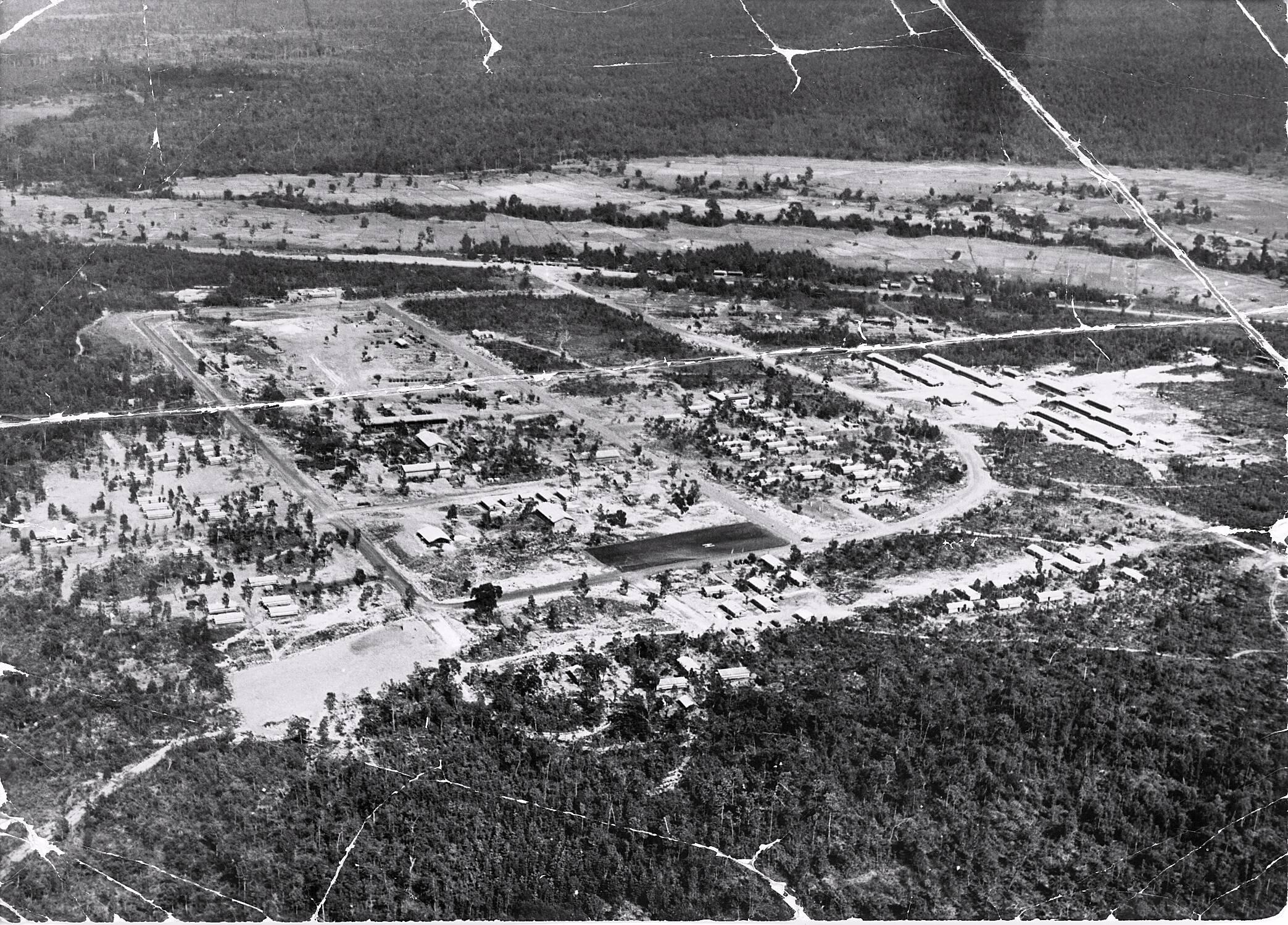 Base Camp Essayons  1966