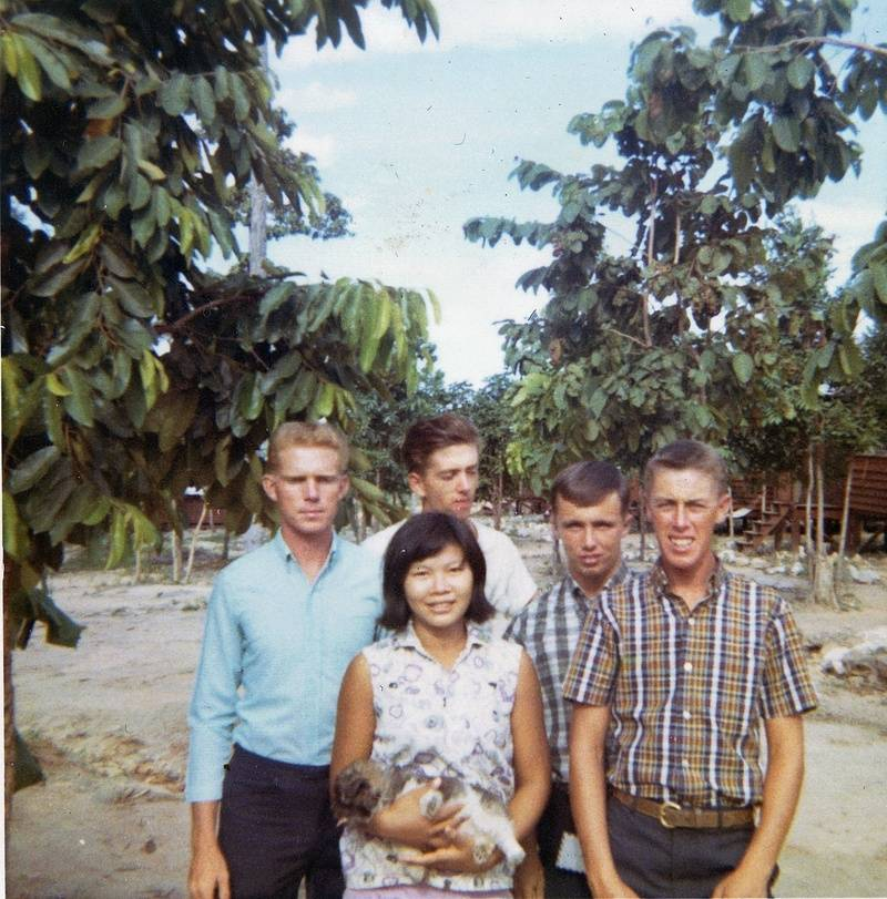 A Company June 1966