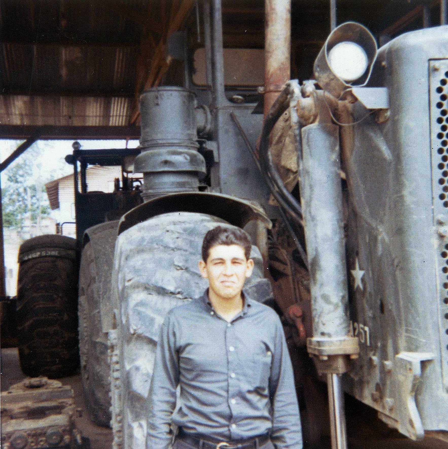 Motorpool  1966