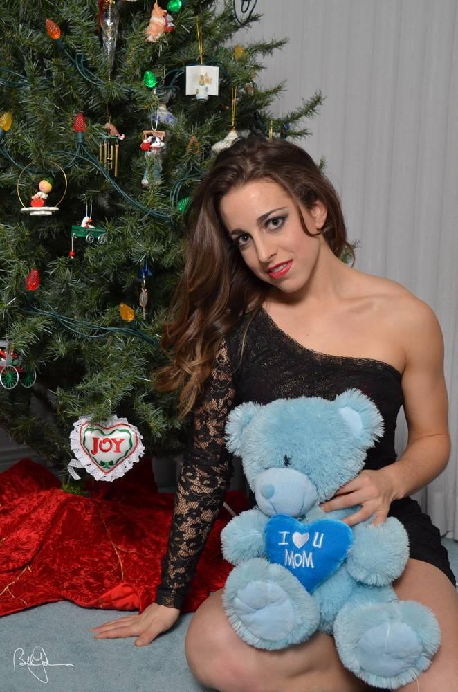 Alexare and a lucky bear