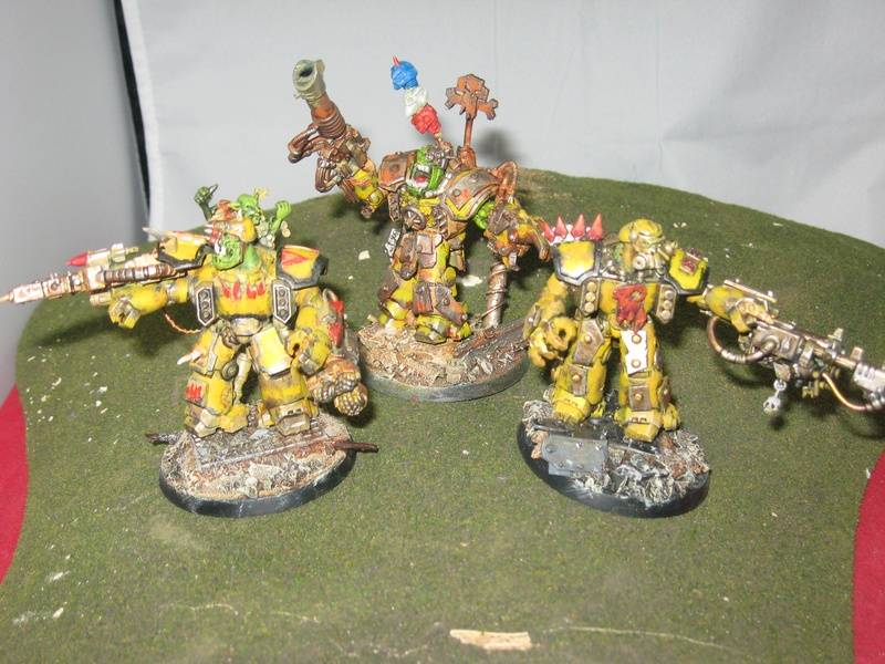 Mega Armor Orks!