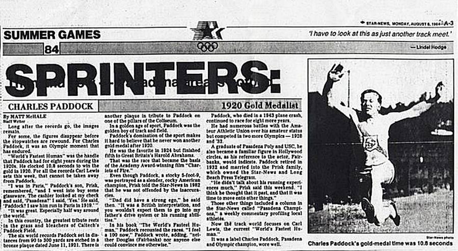 Star-News Aug. 6th 1984