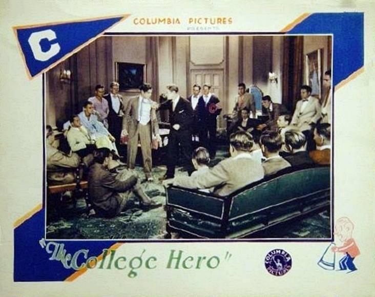 'The College Hero' [1927]