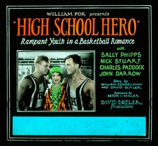 'The High School Hero'